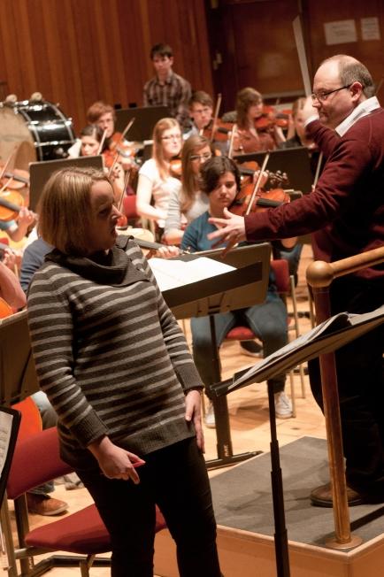 Wagner Tristan and Isolde Liebestod Photo Credit: Christopher Leedham