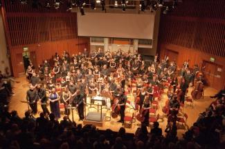 Mahler Symphony no. 4 Photo Credit: Christopher Leedham