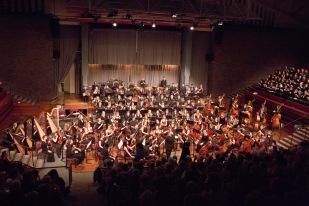 Mahler Symphony no. 2 Photo Credit: Christopher Leedham
